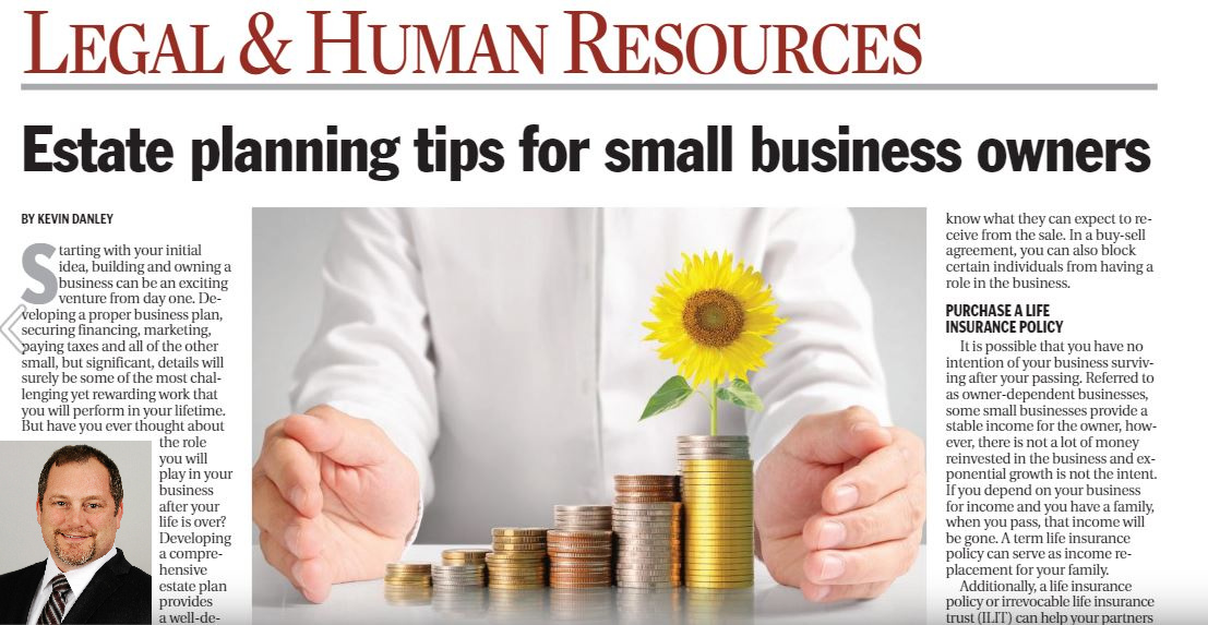 Estate Planning Tips for Small Business Owners