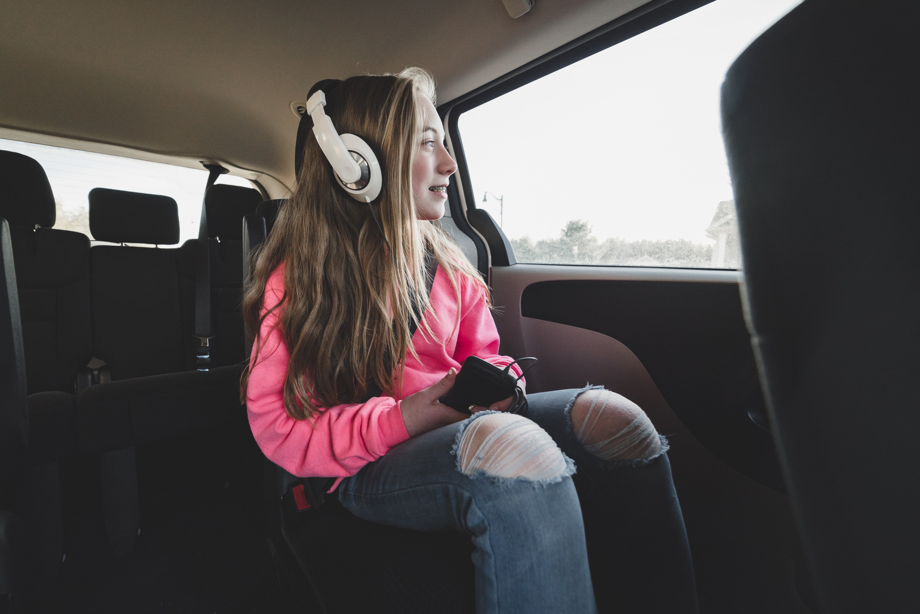 Keeping your Tween Safe in the Car